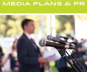 media plans and pr