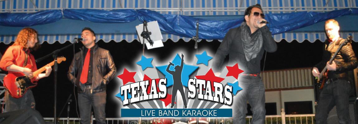 Texas Stars Live Band Karaoke